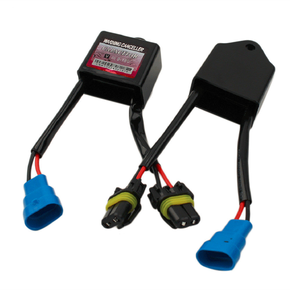 Xenon HID Kit Error Warning Canceller H1 H2 H3 H4 H7 H8 H9 880 881