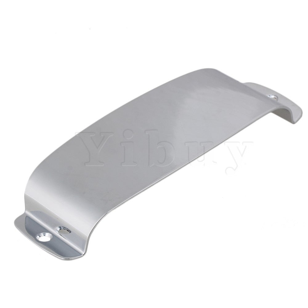 Yibuy Chrome Bass Guitar Pickup Cover For Bass