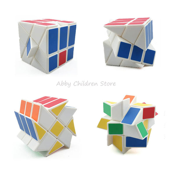 Yongjun YJ Magic Cube 3x3x3 Profiled Classic Speed Magic Puzzle Cube Hot Wheel Square King Cube Cubos Magicos Learning Kids Toys