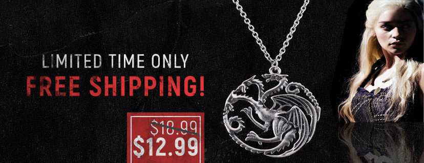 Games of Thone Necklace