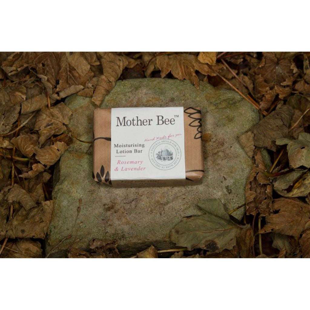Mother Bee Rosemary and Lavender Lotion Bar