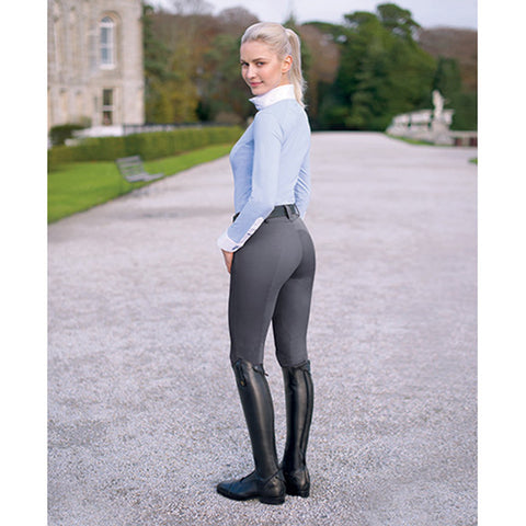 Tredstep Ladies Symphony Nero Knee Patch Breeches