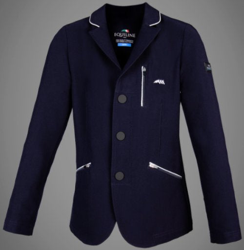 Equiline Boys Denny Show Jacket