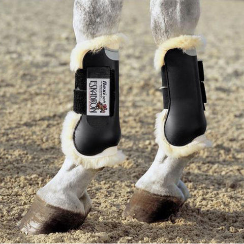 Eskadron Sheepskin Tendon Boot