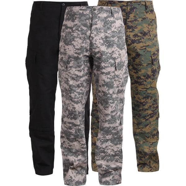Rothco Army Combat Uniform Pants, ACU's - Group Image