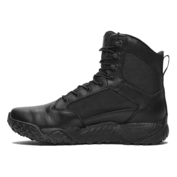 Under Armour UA Stellar Men's Tactical Boots - Instep View