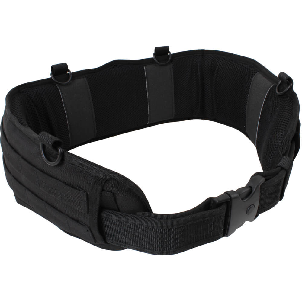 Rothco Tactical Battle Belt, Black