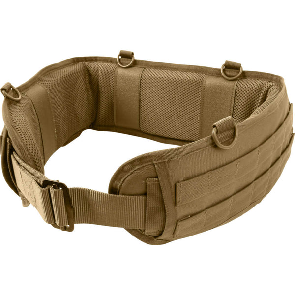 Rothco Tactical Battle Belt, Coyote Brown