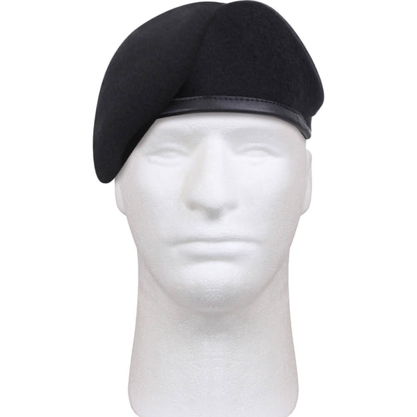 Rothco Military Style Uniform Beret - Navy Blue