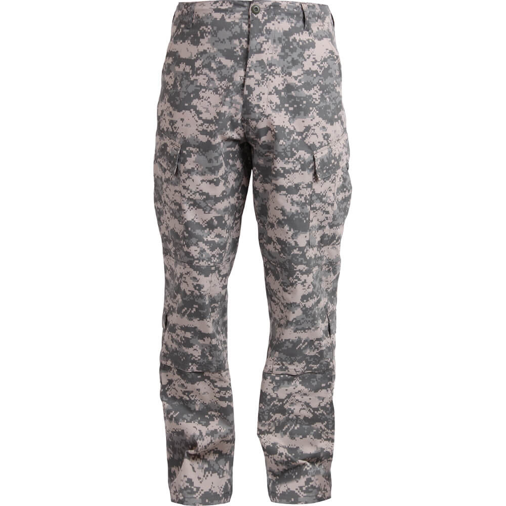 Rothco Army Combat Uniform Pants, ACU's - ACU Digital Camo