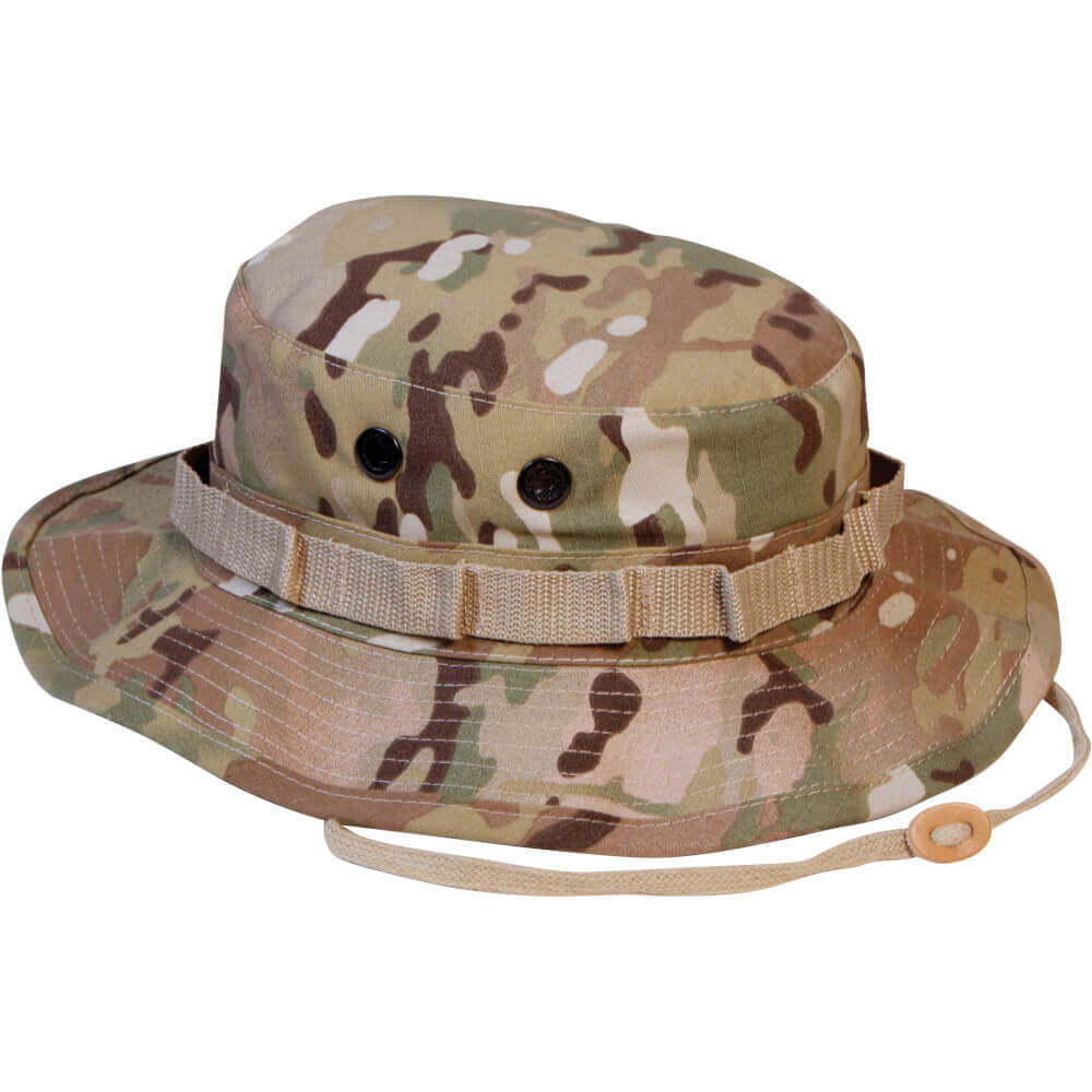 Rothco MultiCam Rip-Stop Boonie Hat