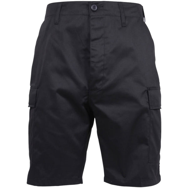 Rothco #65206 Black BDU Shorts