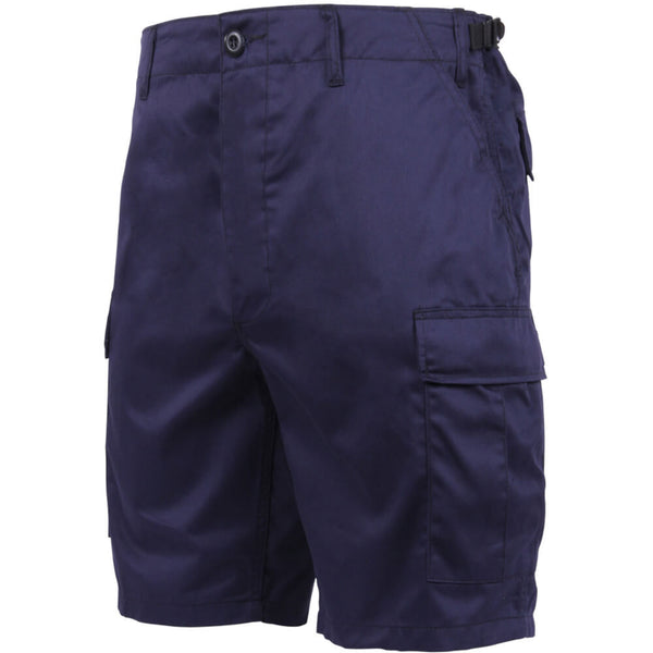 Rothco #65209 Navy Blue BDU Shorts