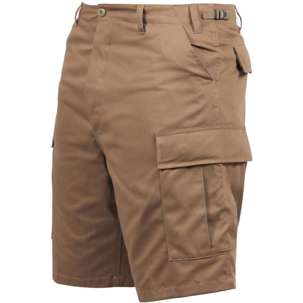 Rothco #66212 Coyote Brown BDU Shorts