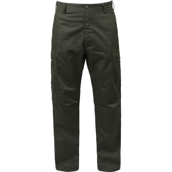Rothco Solid Color BDU Pants - Olive Drab
