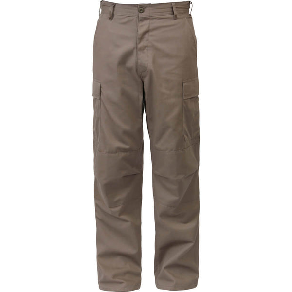 Rothco Solid Color BDU Pants - Khaki