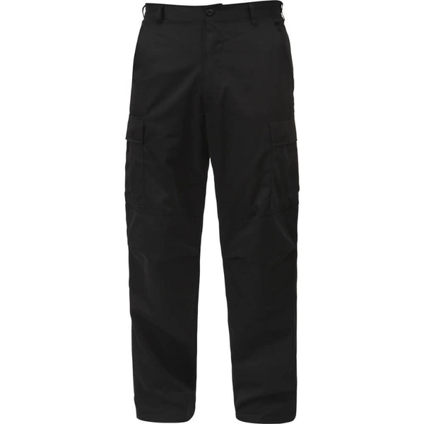 Rothco Solid Color BDU Pants - Black