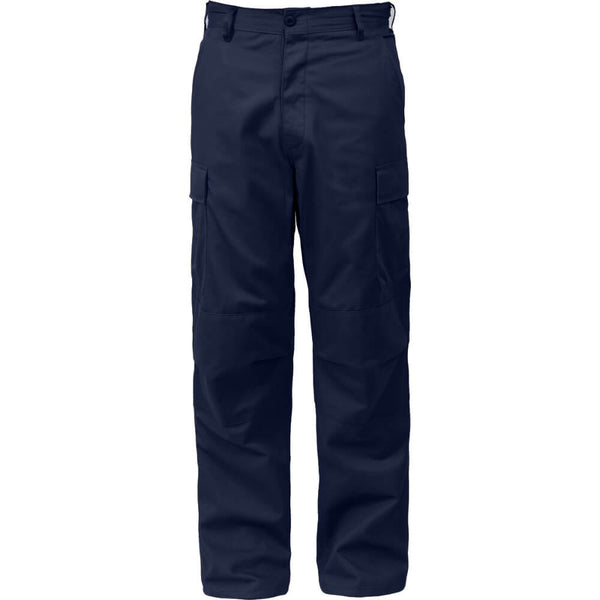Rothco Solid Color BDU Pants - Midnight Blue