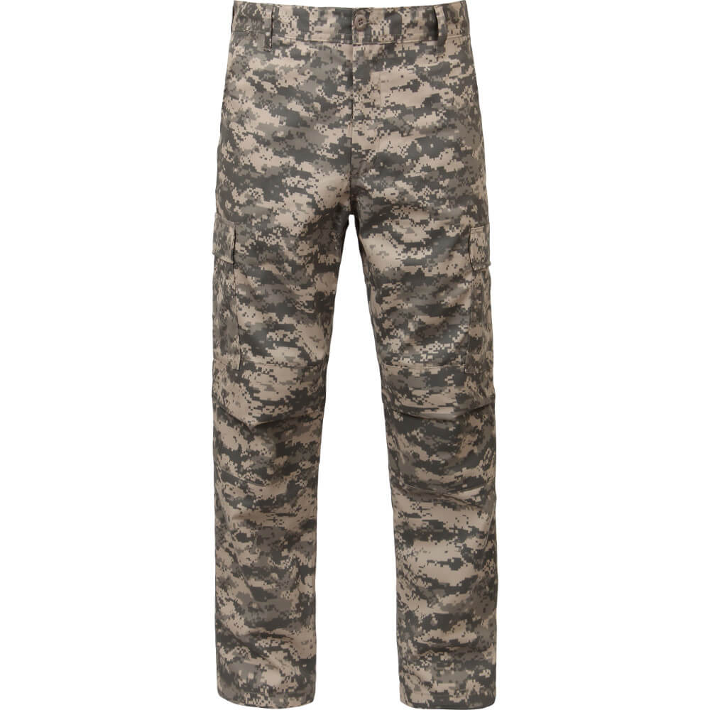 Rothco Digital Camo BDU Pants - ACU