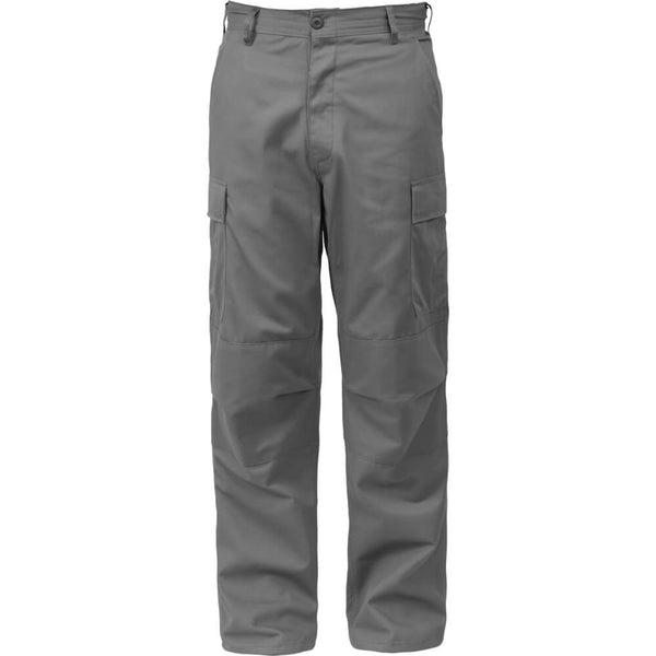 Rothco Solid Color BDU Pants - Grey