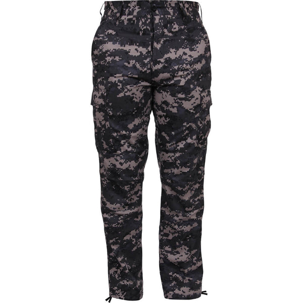 Rothco Digital Camo BDU Pants - Subdued Urban