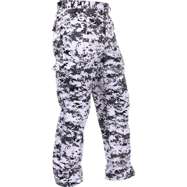 Rothco Digital Camo BDU Pants - City