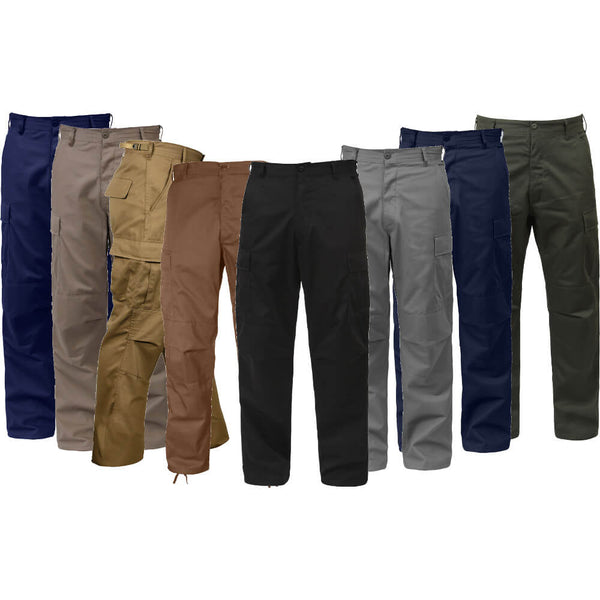 Rothco Solid Color BDU Pants - Group Image
