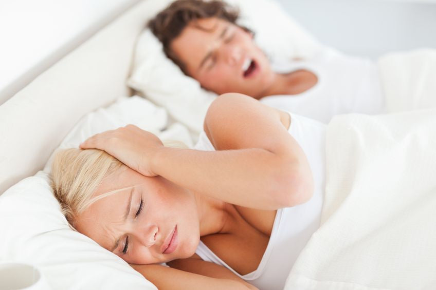 How to Stop Snoring at Night