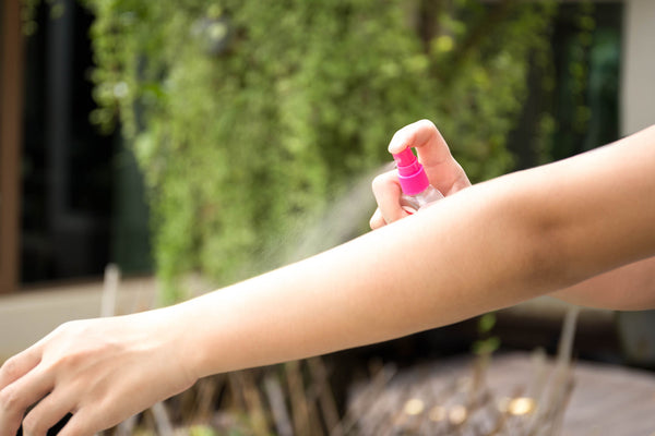 Is Insect Repellent Harmful to Your Skin?