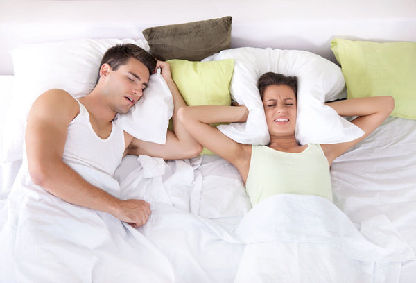 stop snoring with anti snoring device