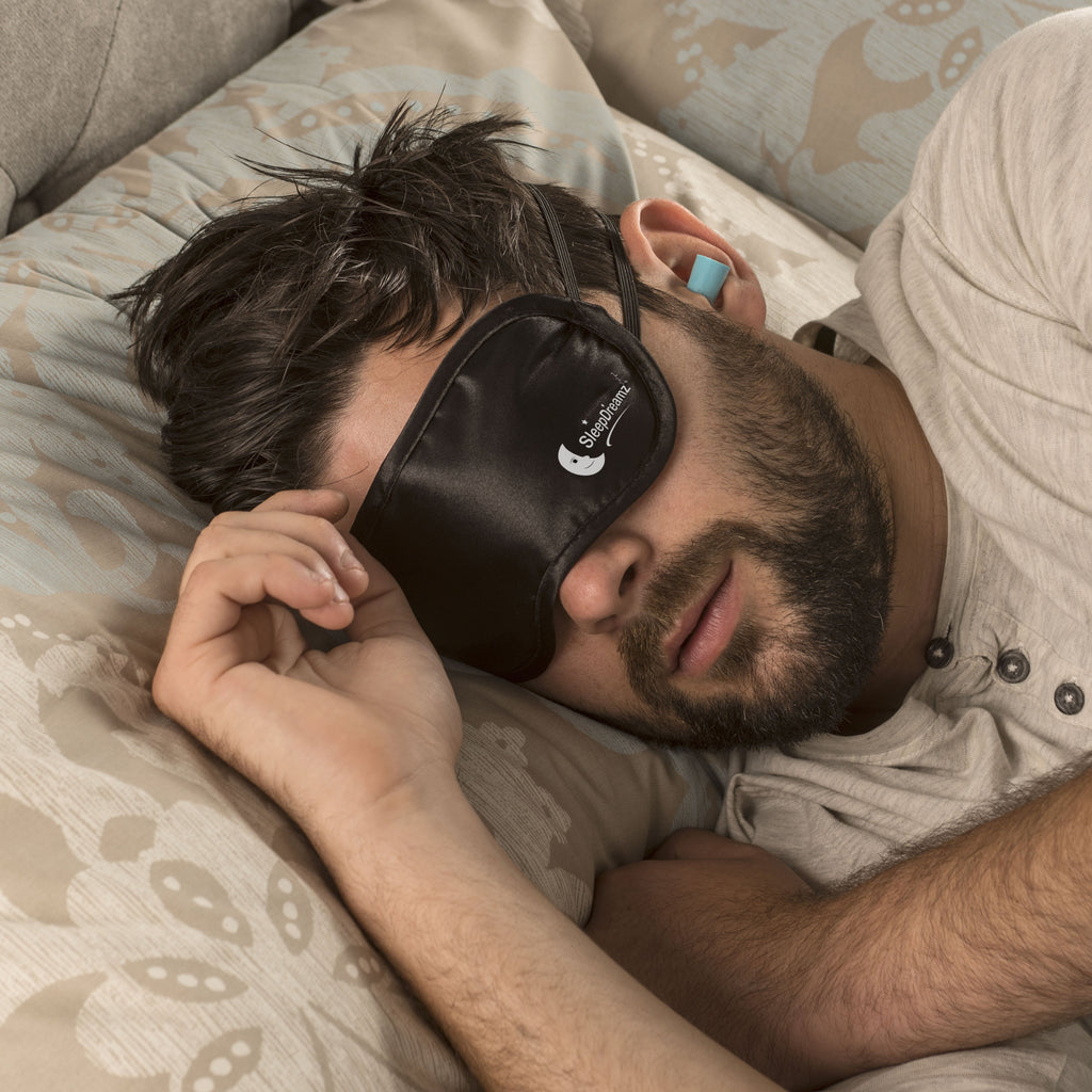 Blepharitis Eye Mask - SleepDreamz
