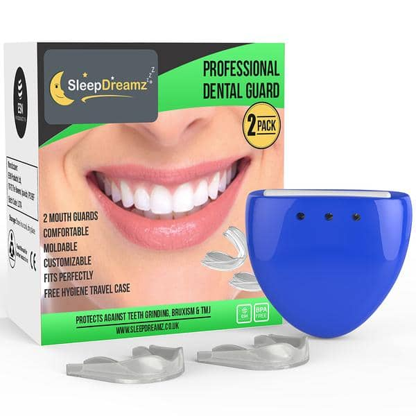 Bruxism Mouth Guards - SleepDreamz