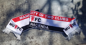 MUFC /Hacienda Twin pack