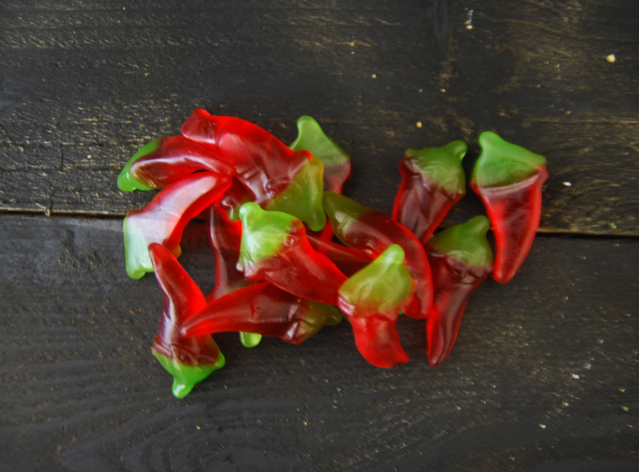 Red Hot Chilli Gummies