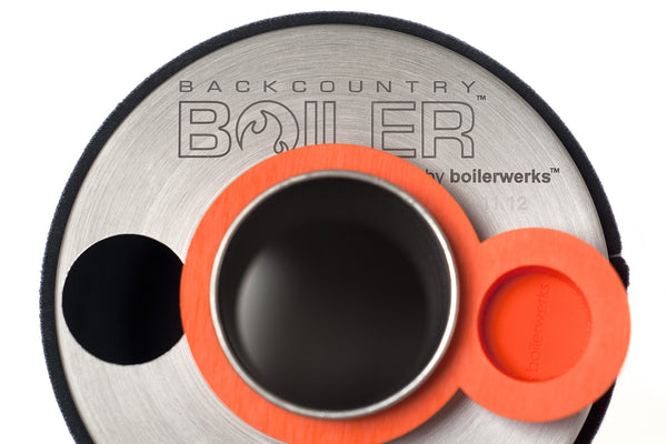 Hard Anodized Backcountry Boiler