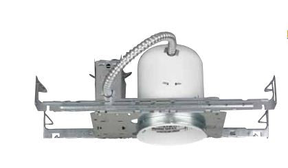 "4"" Line Voltage Recessed Can, New Construction Non-IC - Lighting Getz"
