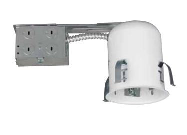 "4"" Line Voltage Recessed Can, Remodel Construction Non-IC Airtight - Lighting Getz"