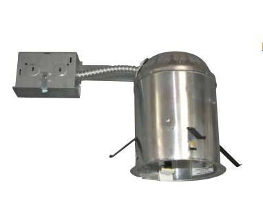 "5"" Line Voltage Recessed Can, Remodel Construction IC Airtight - Lighting Getz"