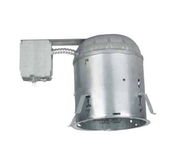 "6"" Line Voltage Recessed Can, Remodel Construction IC Airtight - Lighting Getz"