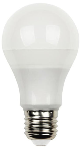 9 Watt (Replaces 60 Watt) Omni A19 LED Light Bulb, 3000K Warm White E26 (Medium) Base, 120 Volt Box