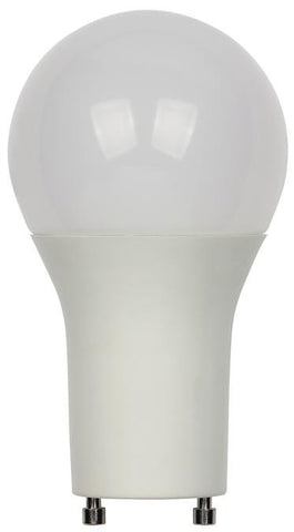 10 Watt (Replaces 60 Watt) Omni A19 Dimmable LED Light Bulb, ENERGY STAR, 2700K Warm White GU24 Base, 120 Volt Box