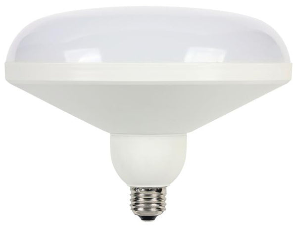 20 Watt (Replaces 100 Watt) DLR64 Utility LED Light Bulb, 2700K Warm White E26 (Medium) Base, 120 Volt, Box - Lighting Getz