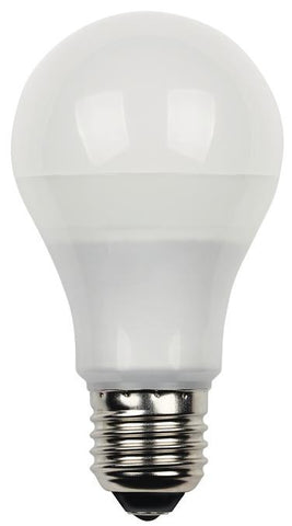 9 Watt (Replaces 60 Watt) Omni LED Light Bulb, 3000K Warm White E26 (Medium) Base, 120 Volt Card