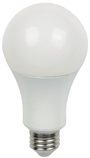 15 Watt (Replaces 100 Watt) Omni A21 Dimmable LED Light Bulb, ENERGY STAR, 2700K Warm White E26 (Medium) Base, 120 Volt Box - Lighting Getz