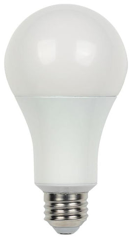 15 Watt (Replaces 100 Watt) Omni A21 Dimmable LED Light Bulb, ENERGY STAR, 2700K Warm White E26 (Medium) Base, 120 Volt Box