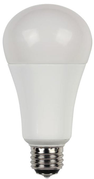 3/9/17 Watt (Replaces 30/60/100 Watt) Omni A21 3-Way LED Light Bulb, ENERGY STAR, 2700K Warm White E26 (Medium) Base, 120 Volt, Box - Lighting Getz