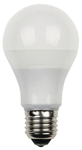 9 Watt (Replaces 60Watt) Omni A19 Dimmable LED Light Bulb, ENERGY STAR, 2700K Warm White E26 (Medium) Base, 120 Volt Box
