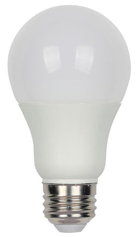 9 Watt (Replaces 60 Watt) Omni A19 Dimmable LED Light Bulb, 5000K Daylight E26 (Medium) Base, 120 Volt Box