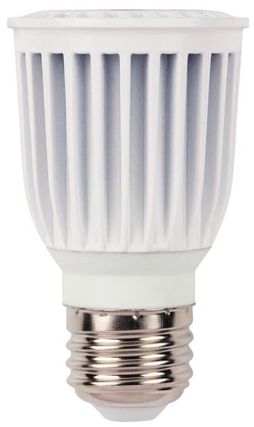6 Watt (Replaces 40 Watt) PAR16 Reflector Dimmable LED Light Bulb, 3000K Warm White E26 (Medium) Base, 120 Volt Box - Lighting Getz