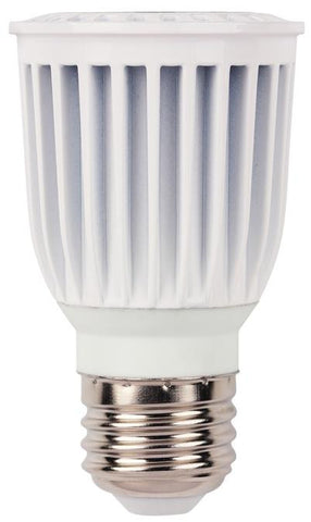 6 Watt (Replaces 40 Watt) PAR16 Reflector Dimmable LED Light Bulb, 3000K Warm White E26 (Medium) Base, 120 Volt Box